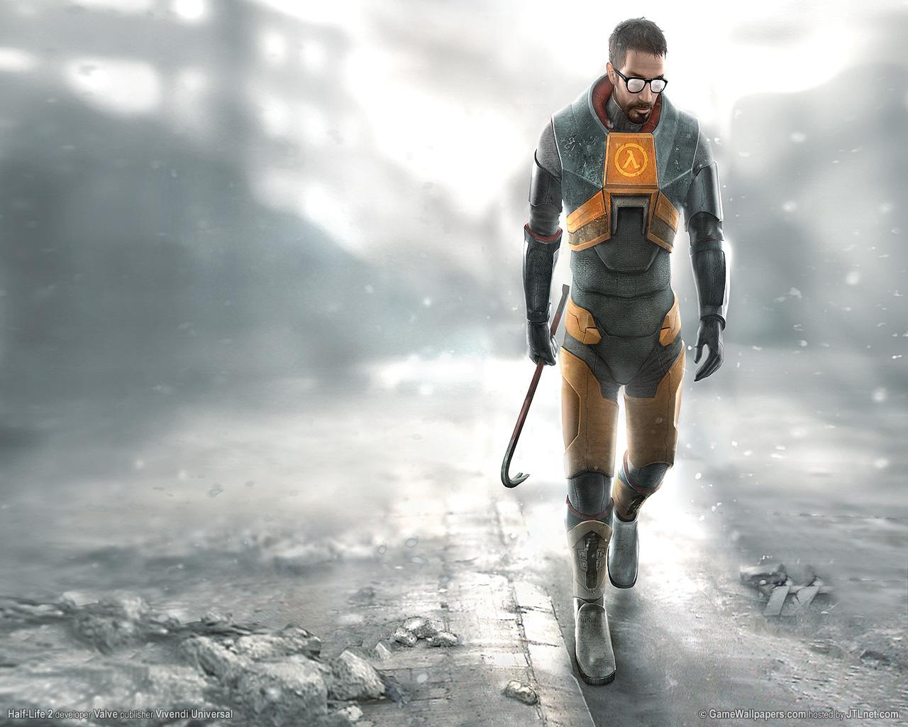 Гордон домой идет усталый - Half-Life 2 Гордон Фримен