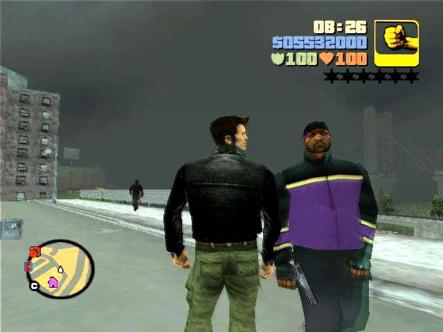 Purple Nines - Grand Theft Auto 3