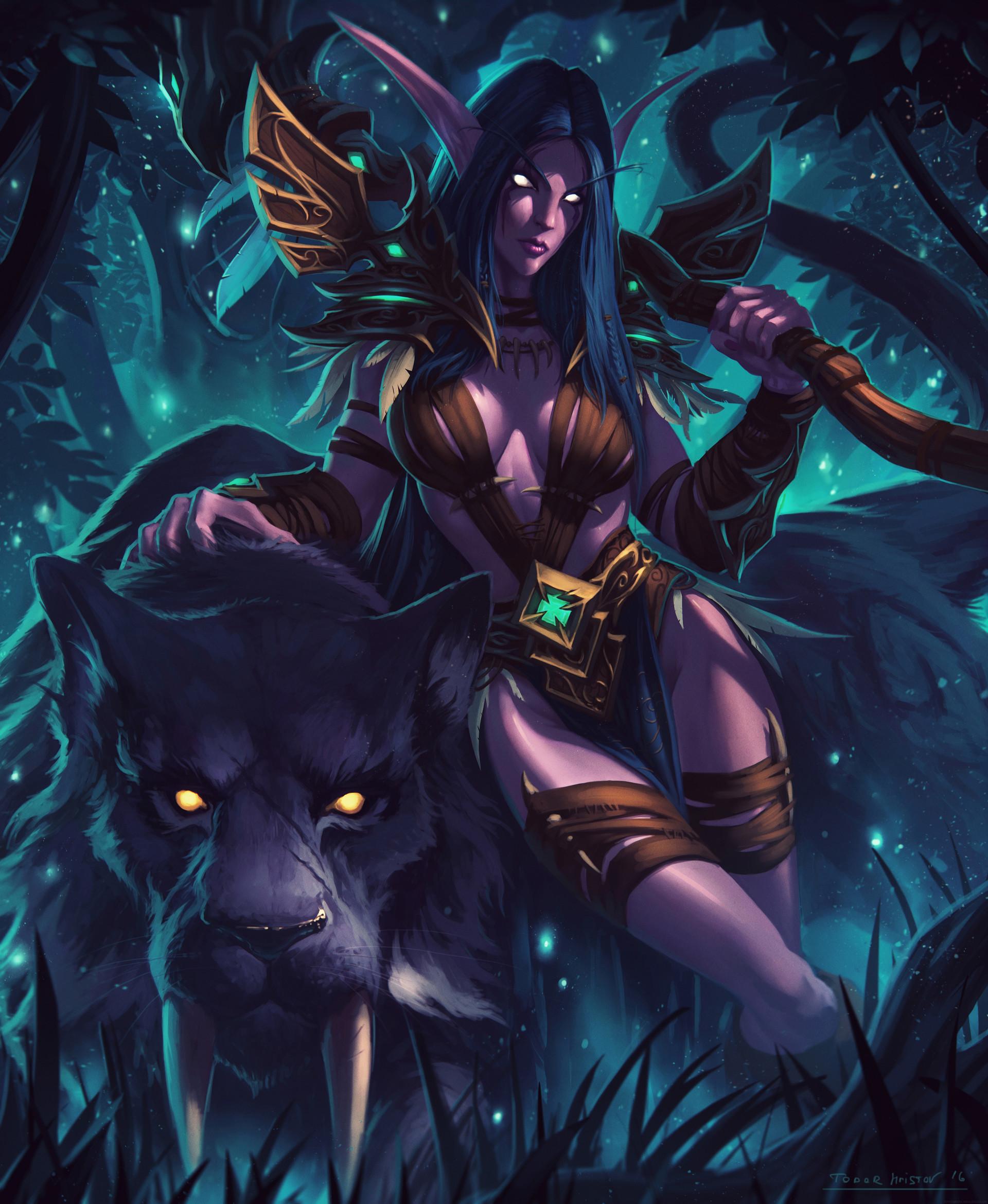 Warcraft - Warcraft 3: Reign of Chaos Арт