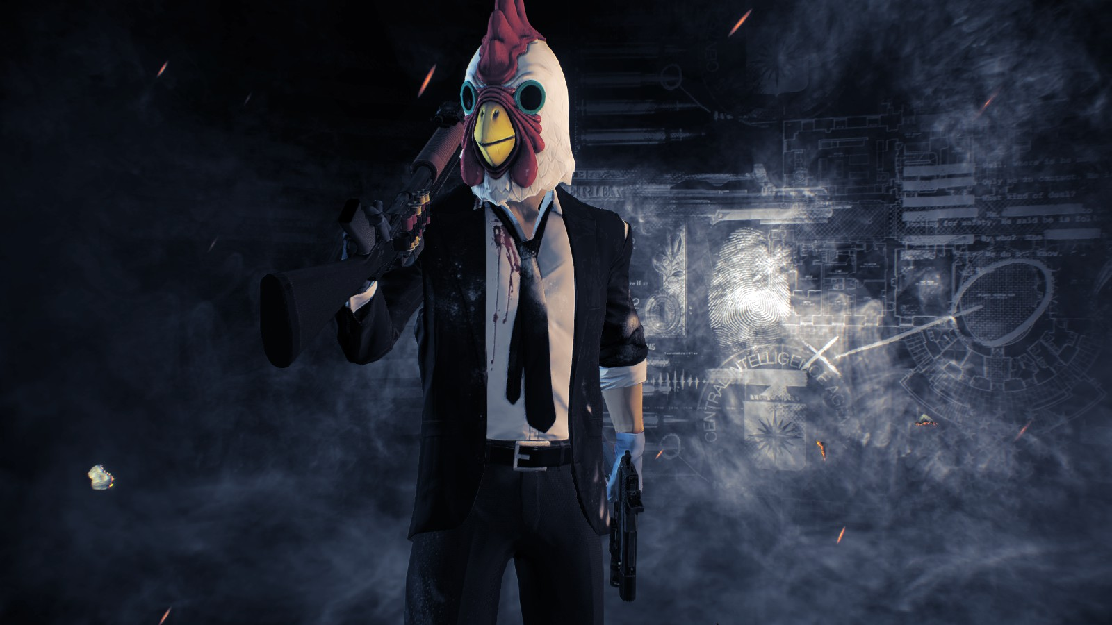Fashion Richard_02 - Payday 2