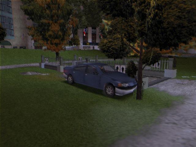 Курума 1 - Grand Theft Auto 3