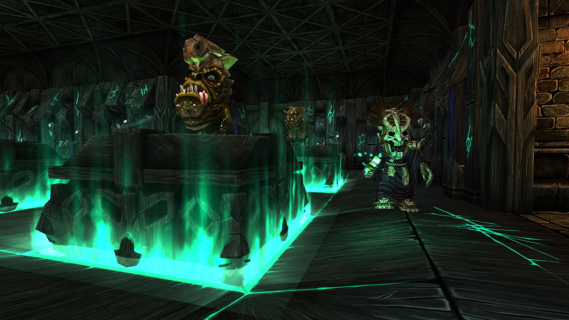 - - War for the Overworld
