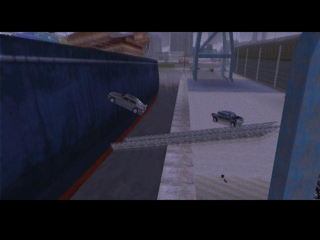 Сентинел 2 - Grand Theft Auto 3