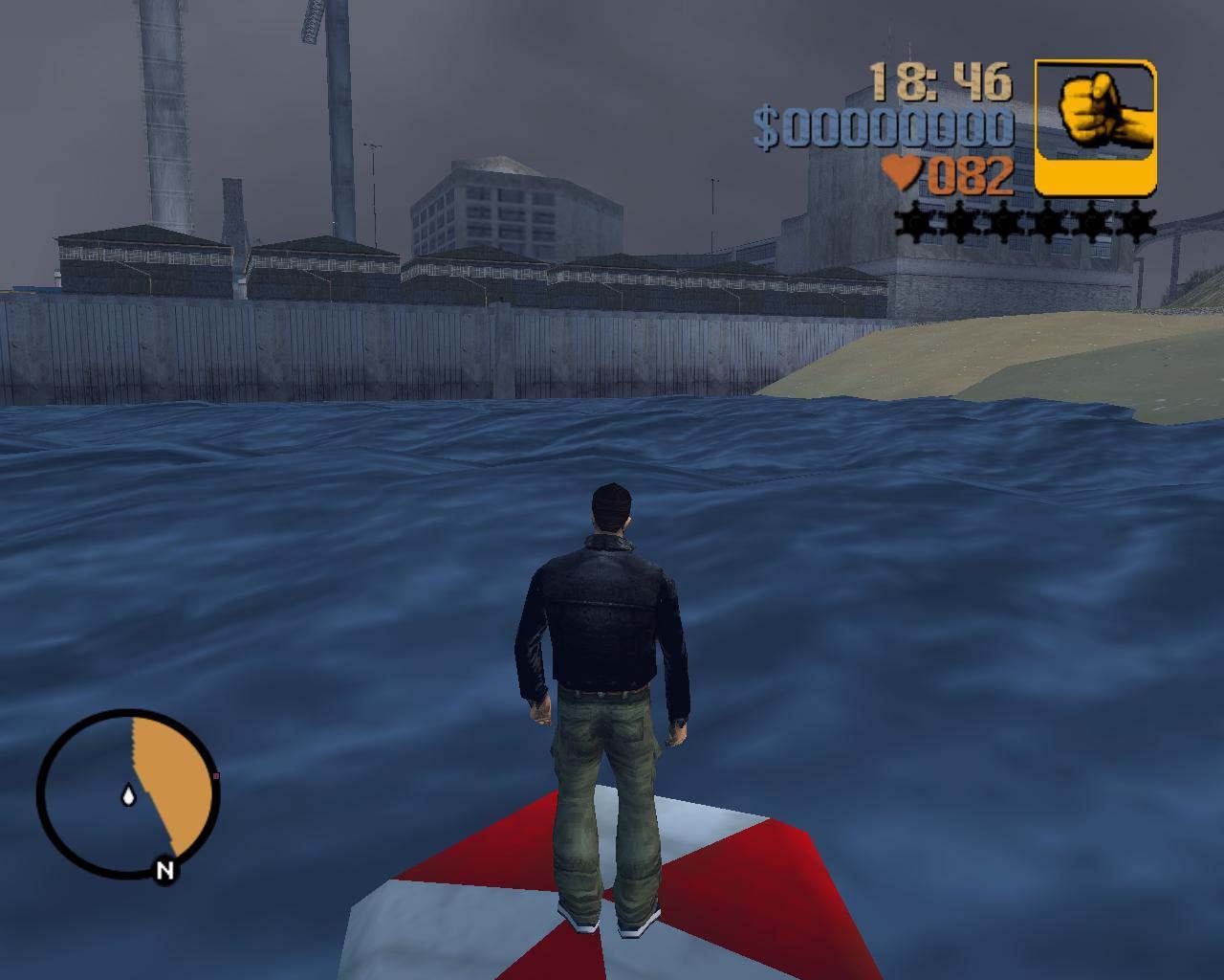 Плот 2 - Grand Theft Auto 3