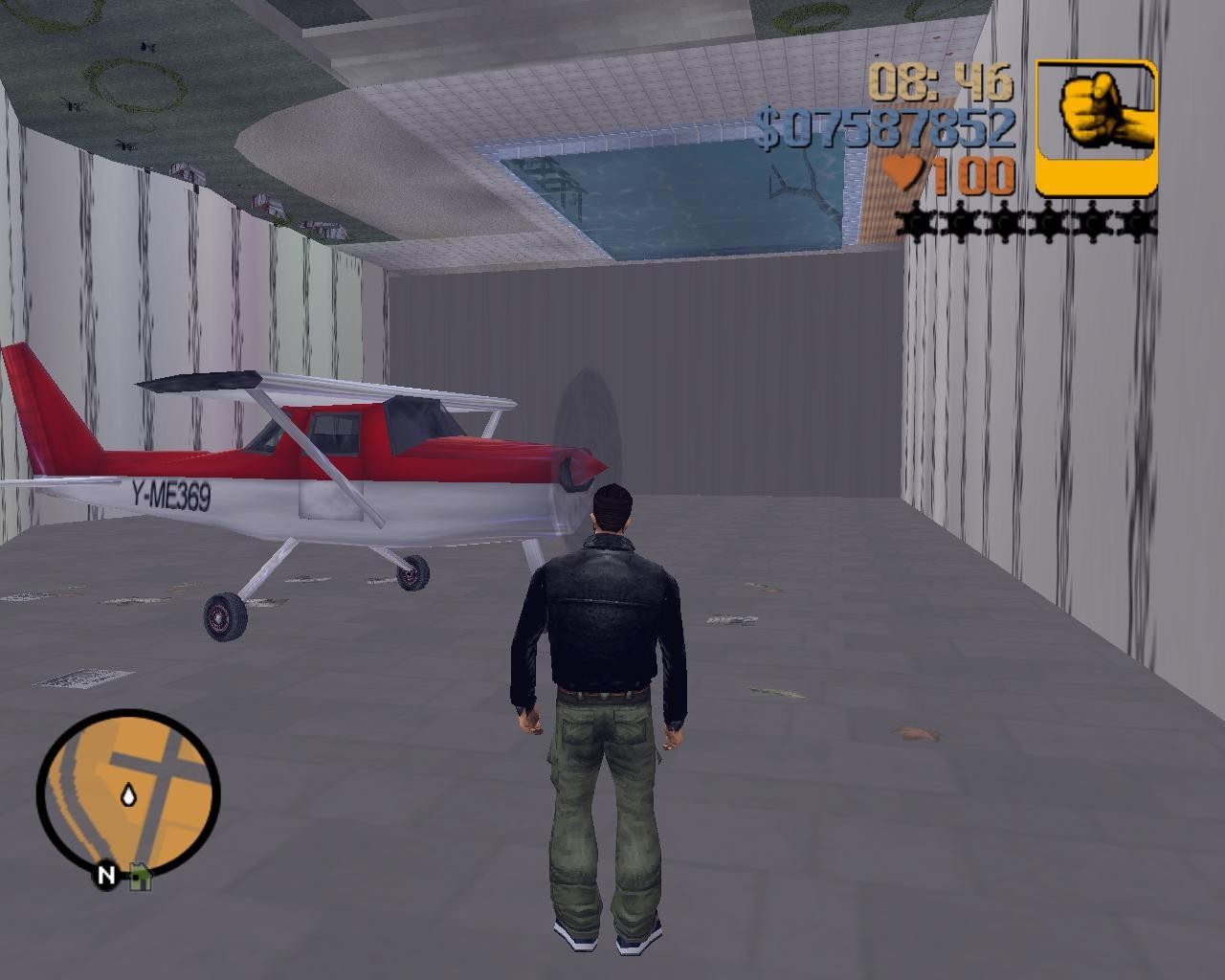 Полет 4 - Grand Theft Auto 3
