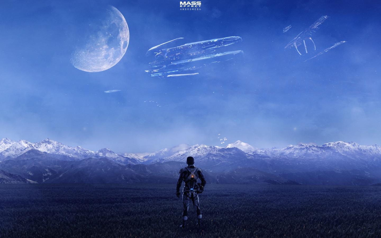 Планета - Mass Effect: Andromeda
