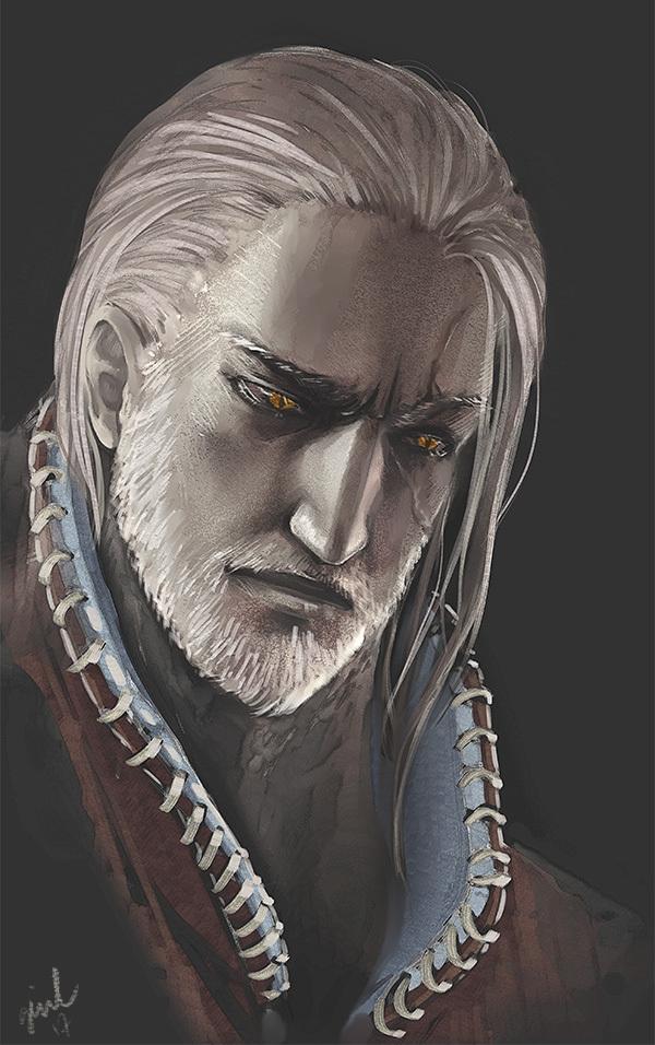 Геральт - Witcher, the Персонаж