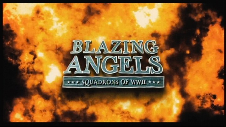 - - Blazing Angels: Squadrons of WWII Скриншот