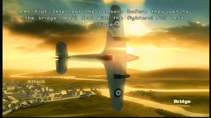 - - Blazing Angels: Squadrons of WWII