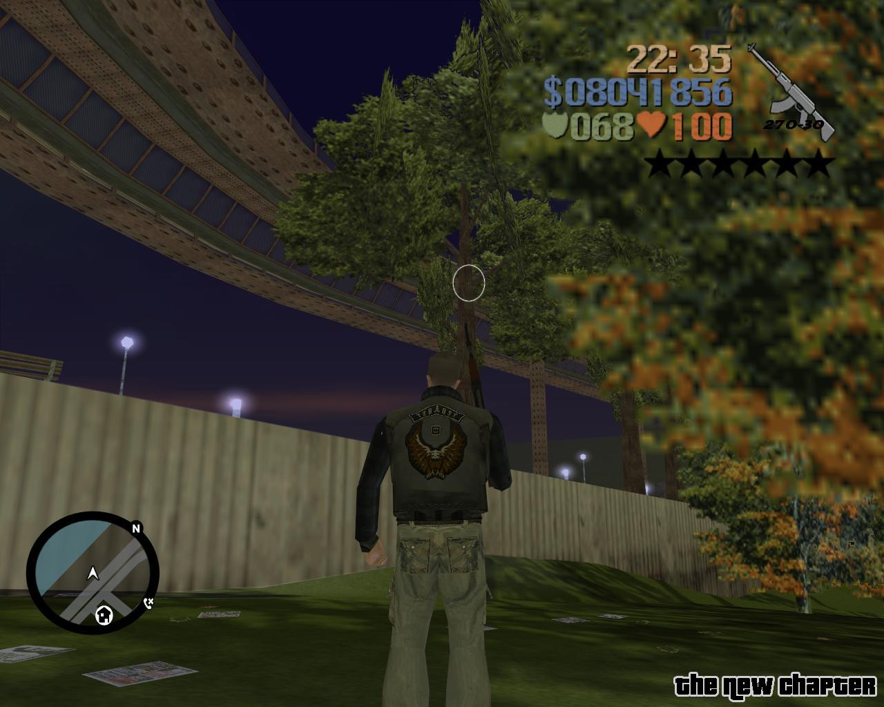 Gta 4 radar for gta3 - Grand Theft Auto 3