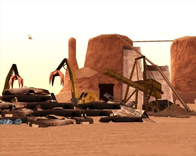Заброшенный Аэрапорт. - Grand Theft Auto 3