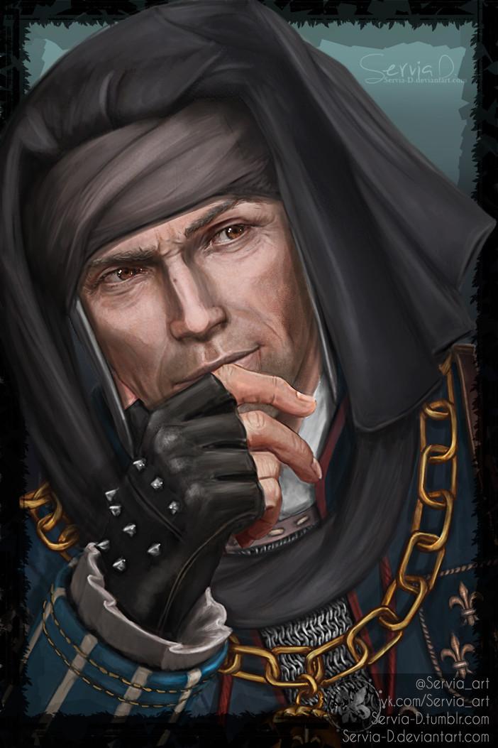 Вернон Роше - Witcher, the Вернон Роше