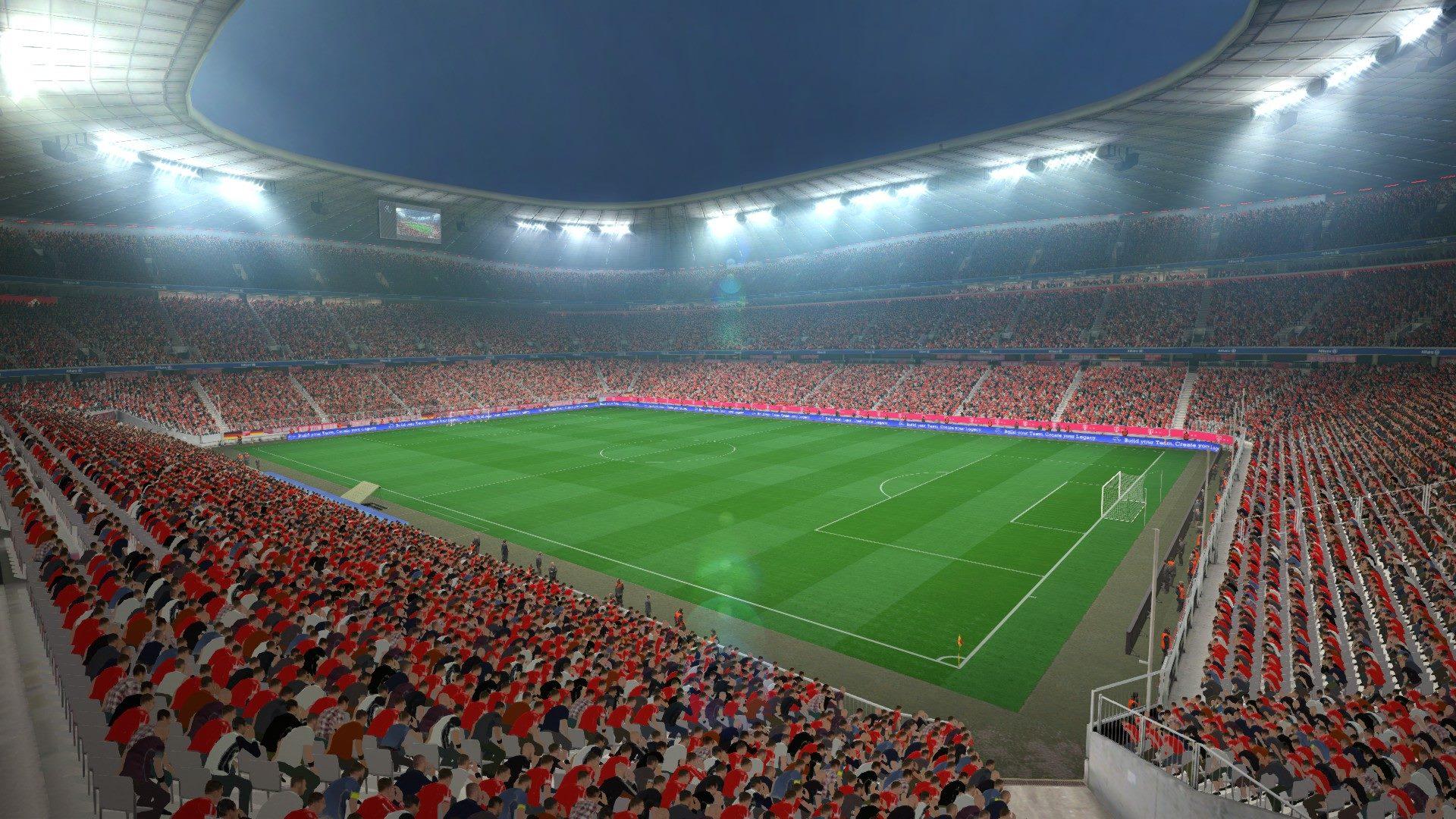Allianz Arena - Pro Evolution Soccer 2017 Estarlen Silva
