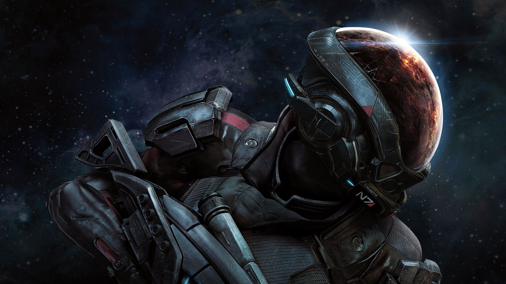 Mass Effect: Andromeda обои - Mass Effect: Andromeda