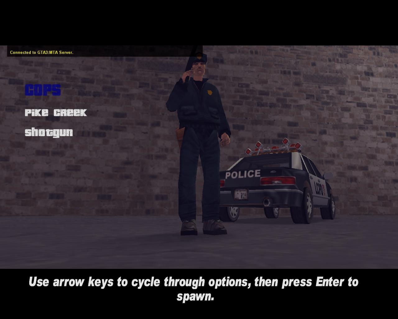 Weapon 4 - Shotgun - Grand Theft Auto 3