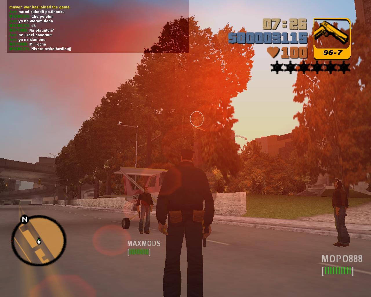 День первый. Полет на Стантон - Grand Theft Auto 3