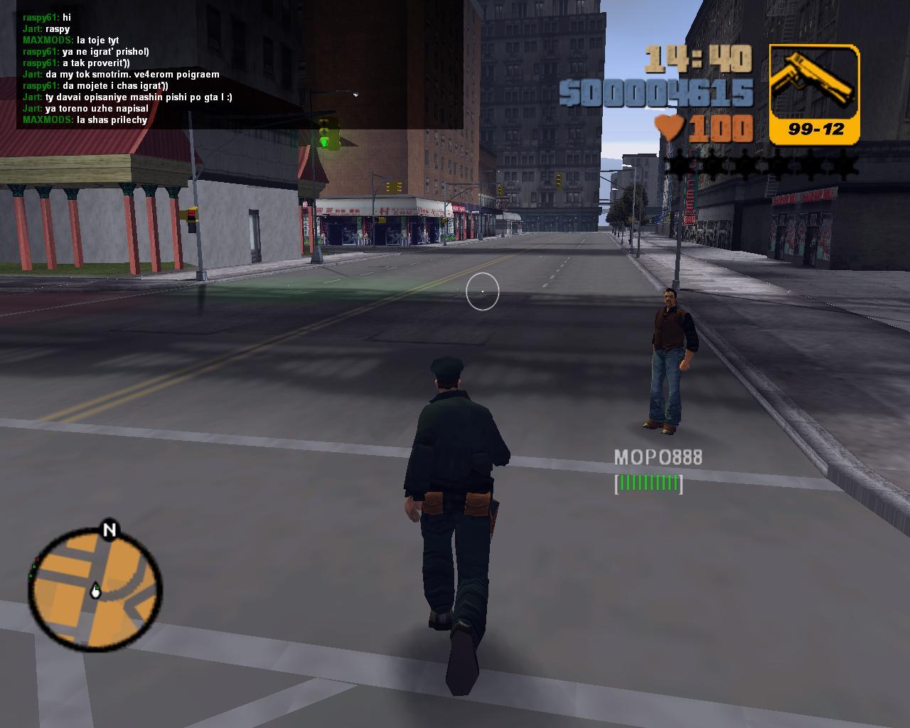 День первый. На Портленде - Grand Theft Auto 3