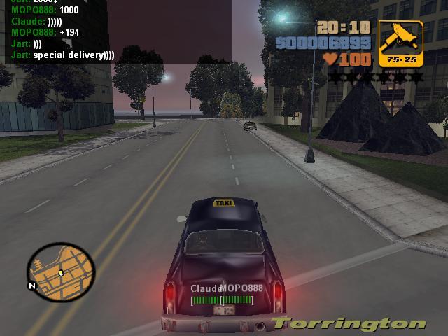 День второй. Ездим по Стантону - Grand Theft Auto 3