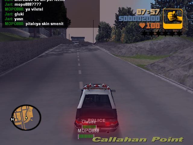 День второй. Ездим по Портленду - Grand Theft Auto 3