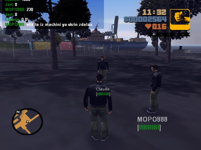 День второй. Три брата акробата - Grand Theft Auto 3