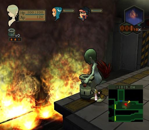- - Breath of Fire: Dragon Quarter