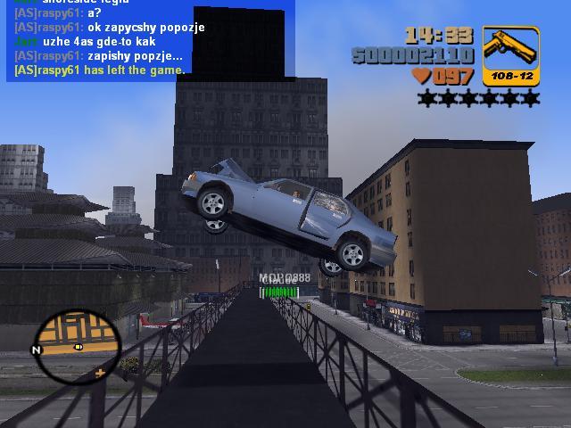 День второй. Трюки в Портленде - Grand Theft Auto 3