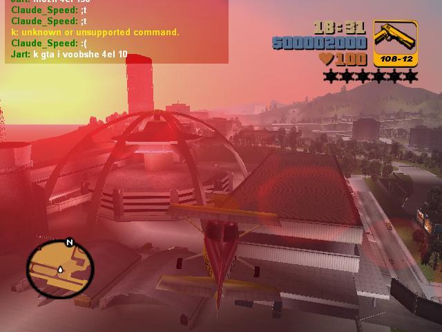 Полеты на Додо 14 - Grand Theft Auto 3