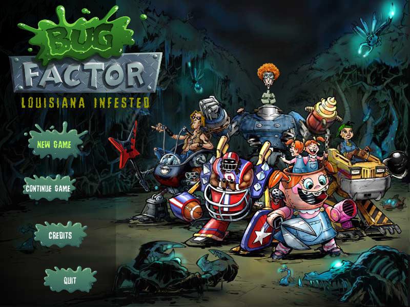 The Bug Factor - Bug Factor, the
