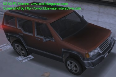 landstal - Grand Theft Auto 3