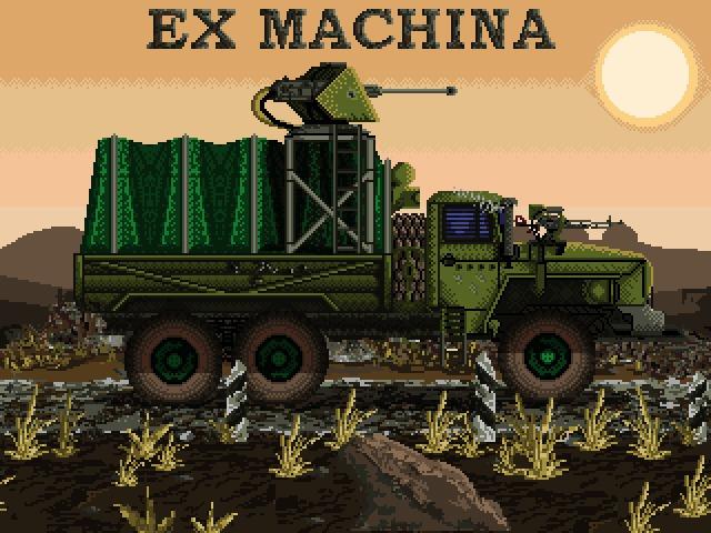 Art - Ex Machina