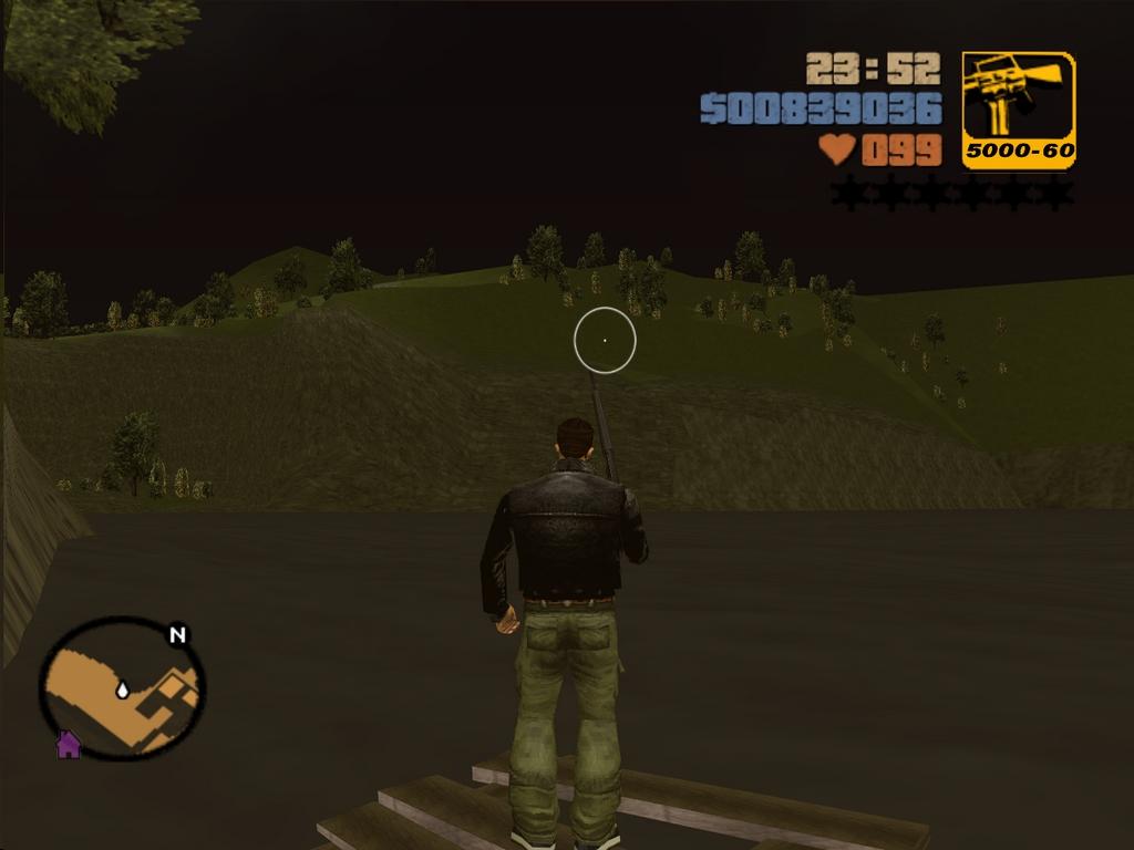 В ГП - Grand Theft Auto 3