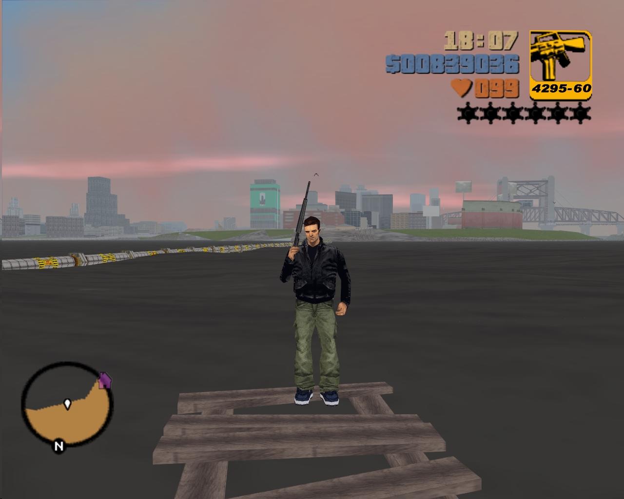 Мореплаватель - Grand Theft Auto 3