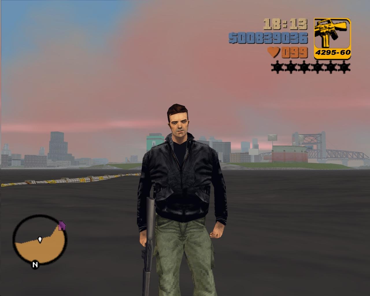 Мореплаватель 2 - Grand Theft Auto 3