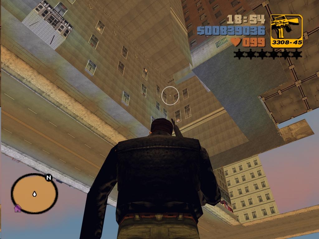 Доплыл! - Grand Theft Auto 3