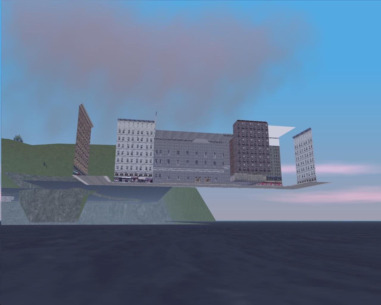 Город-Призрак - Grand Theft Auto 3