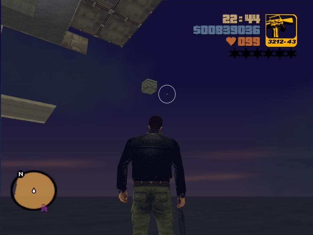Коробка 1 - Grand Theft Auto 3