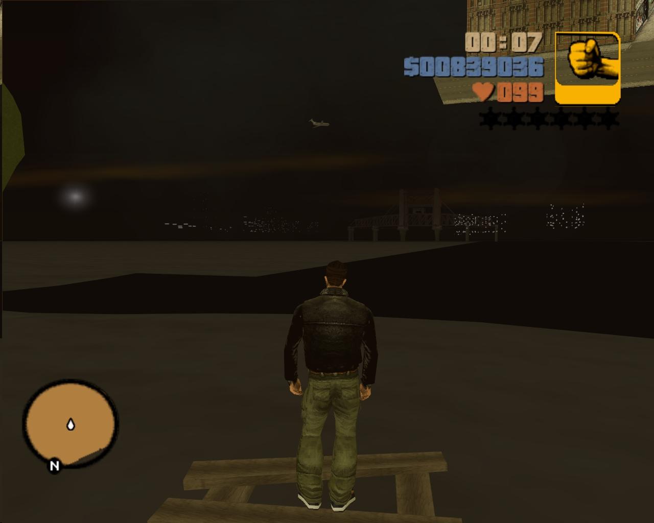 Эт чё - Grand Theft Auto 3