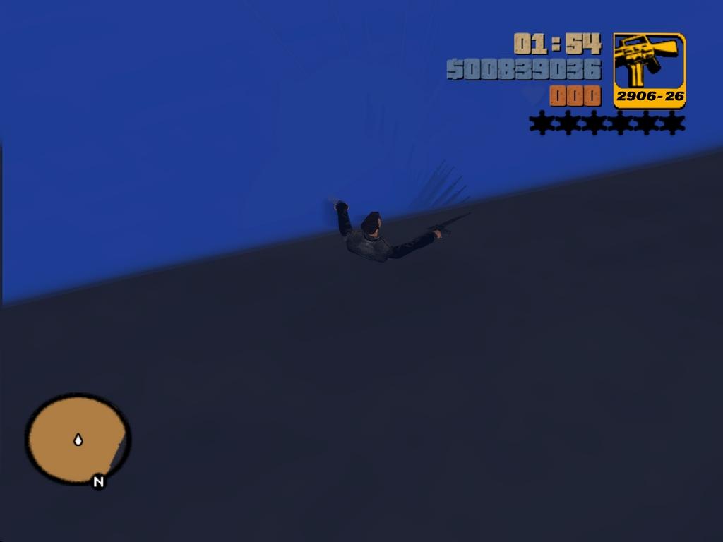 От скотина! - Grand Theft Auto 3
