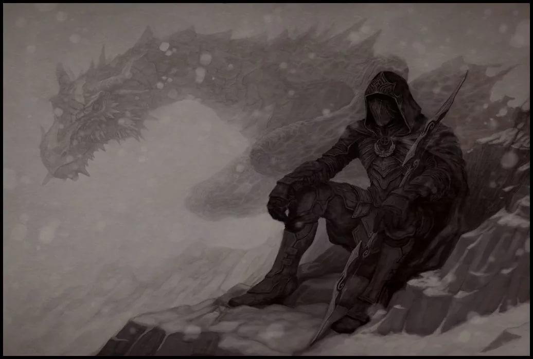 IMG_5372.JPG - Elder Scrolls 5: Skyrim, the Виды Skyrim