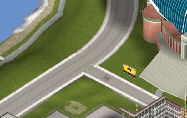 stadium_parking.jpg - Grand Theft Auto 3