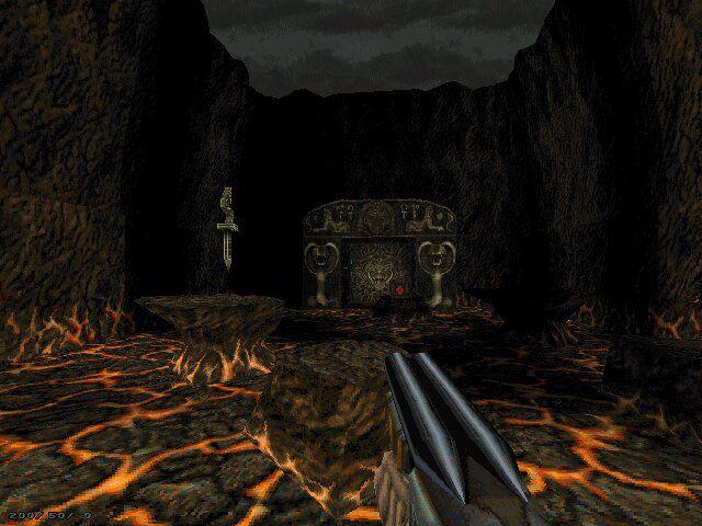 - - Chasm: The Rift