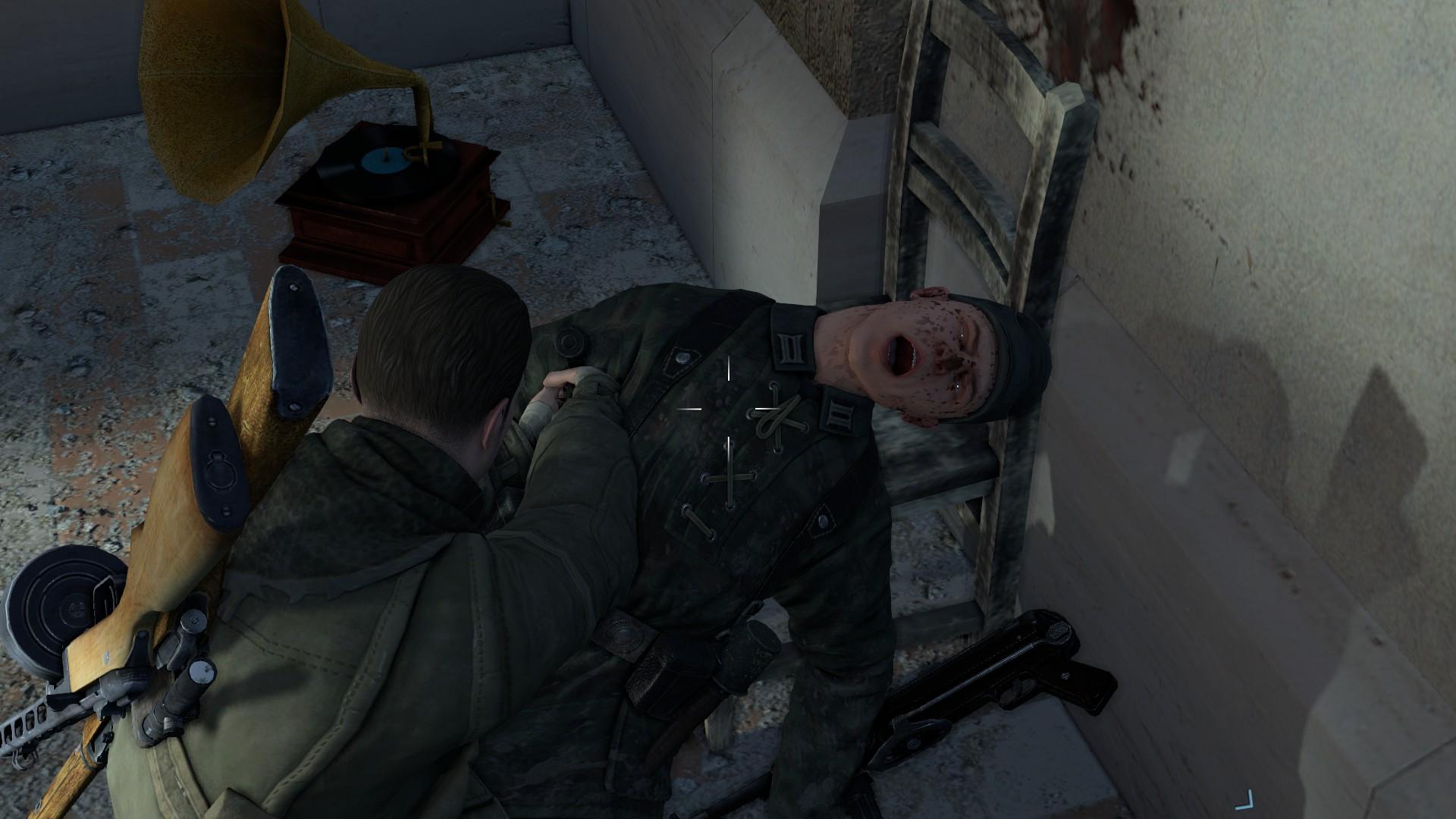 Рабочий экстаз - Sniper Elite V2