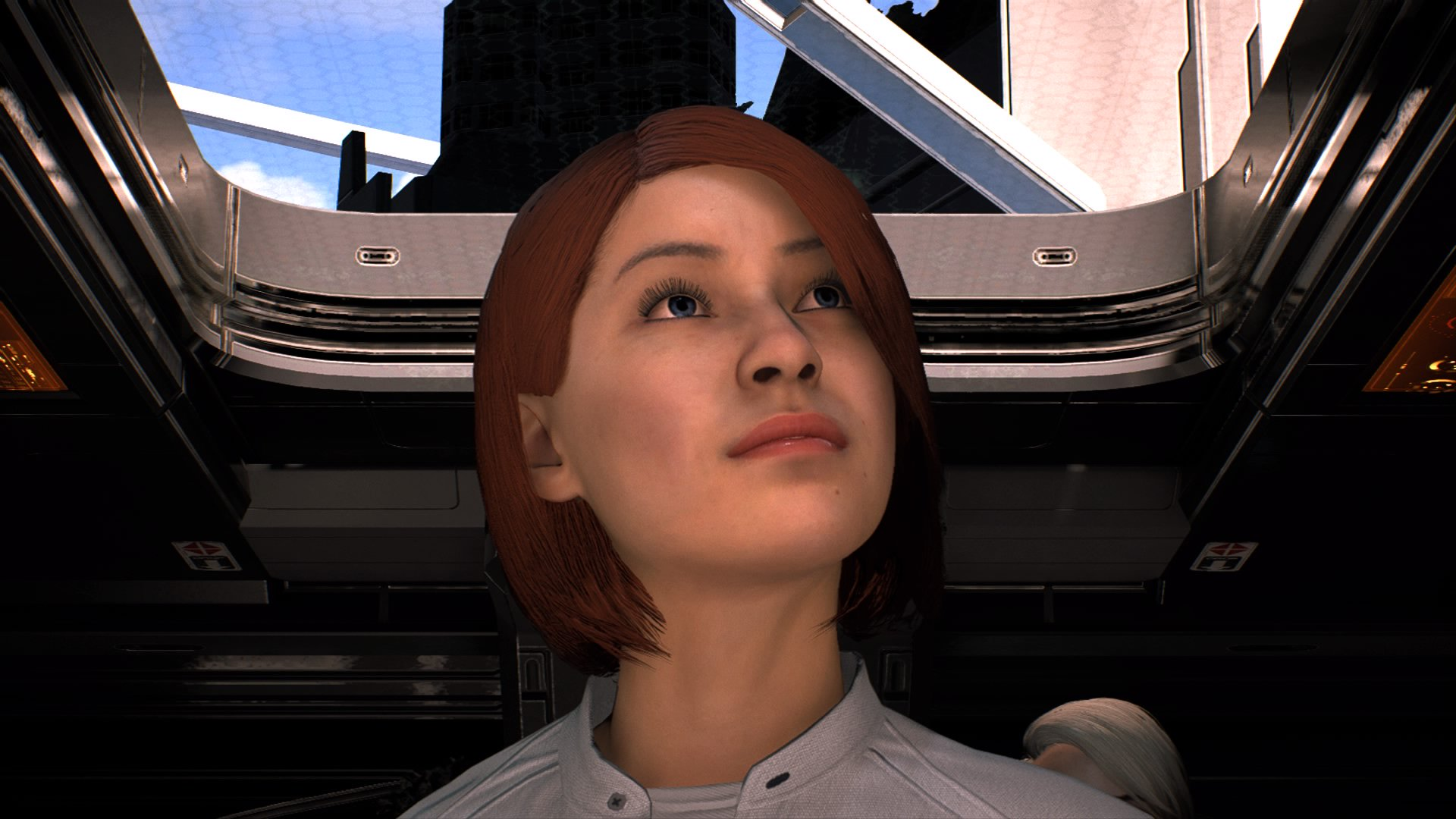 Сара Райдер - Mass Effect: Andromeda Персонаж