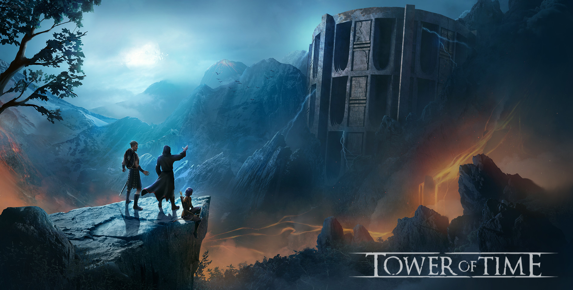 - - Tower of Time