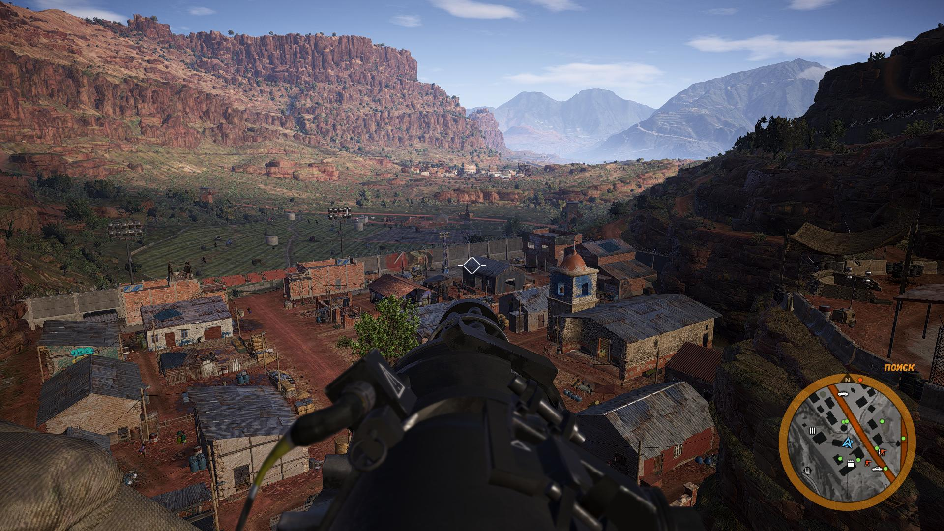 1 - Tom Clancy's Ghost Recon: Wildlands