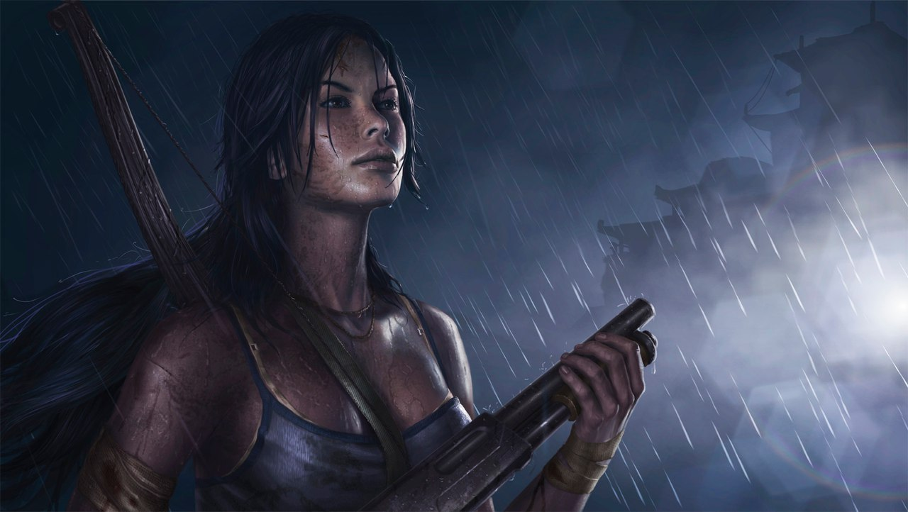 sHkpofJyzTo.jpg - Rise of the Tomb Raider Арт