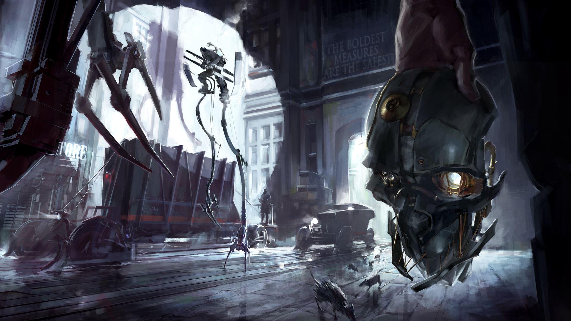 image.jpg - Dishonored игра Dishonored