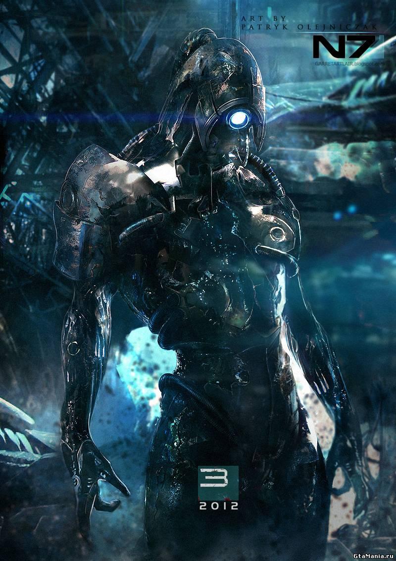 60284577.jpg - Mass Effect 3 касуми, Касуми Гото, Легион, Персонаж