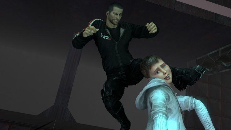 Шепард - Mass Effect: Andromeda