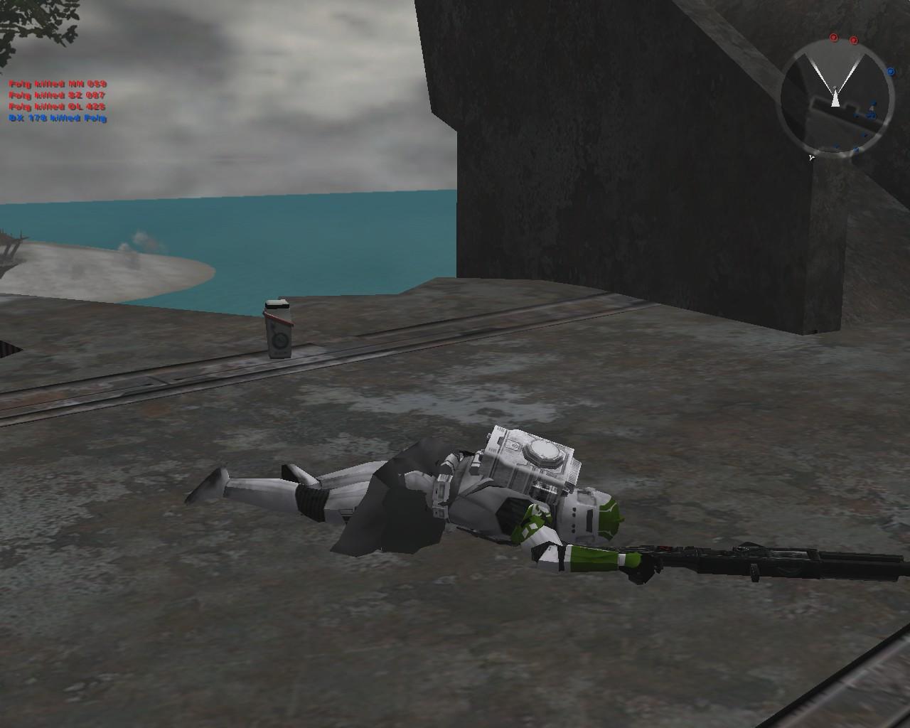 i'm died, lol - Star Wars: Battlefront 2